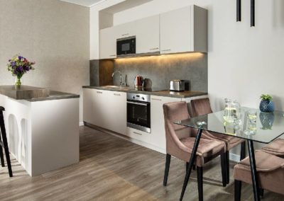 Deluxe Apartment Kitchen 1360x680
